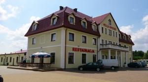 hotel restauracja willa zbyszko budynek
